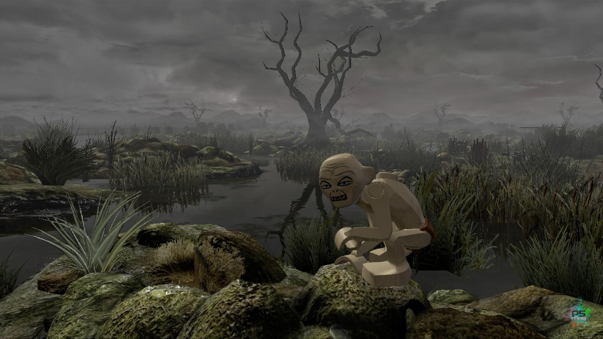 psmag - lego le seigneur des anneaux