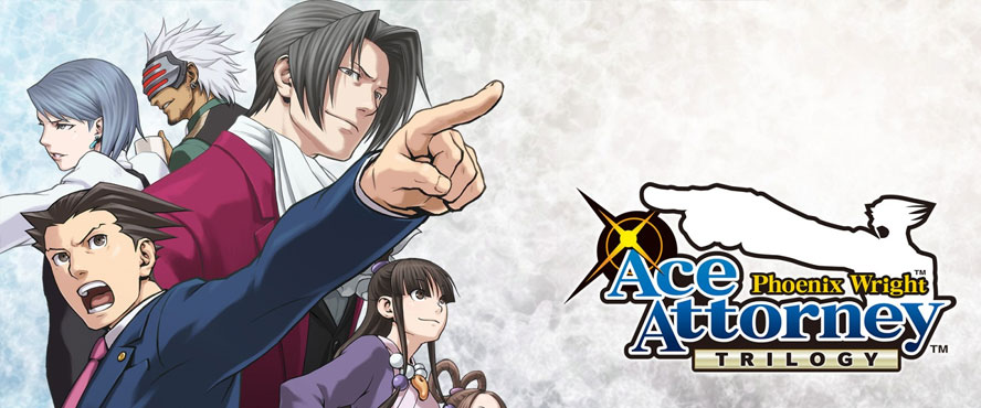 test de Ace Attorney Trilogy