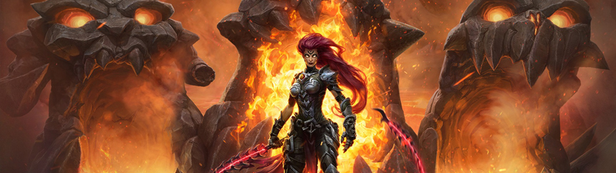 test de Darksiders 3