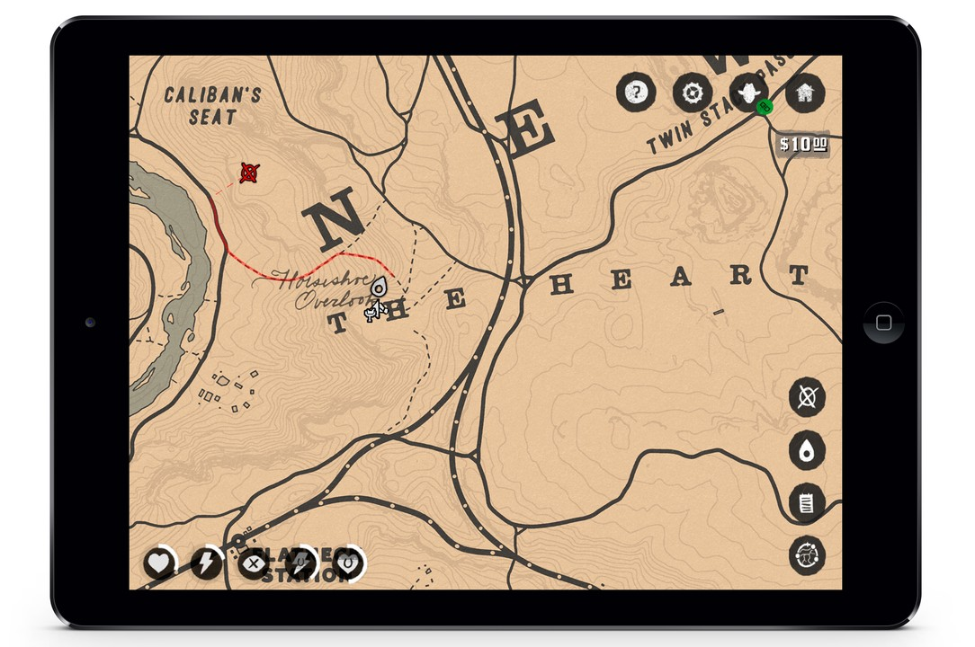 Red Dead Redemption App Companion