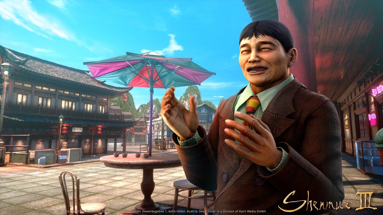 Galerie  Shenmue 3