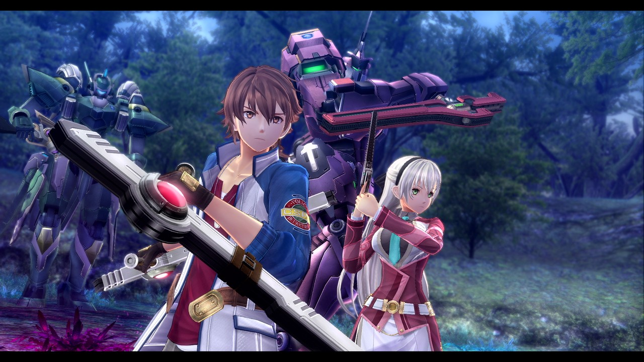 Galerie Trails of Cold Steel IV