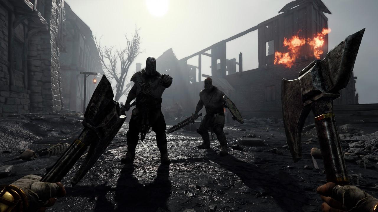 test de Warhammer: Vermintide 2