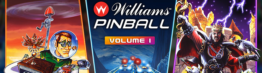 test de Williams Pinball Vol. 1