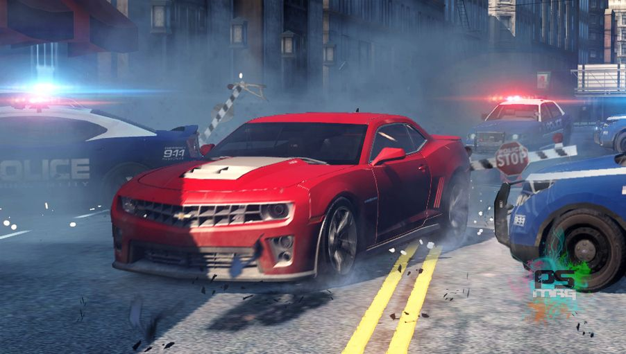 Need for Speed Most Wanted 2012 Free Download Full Version